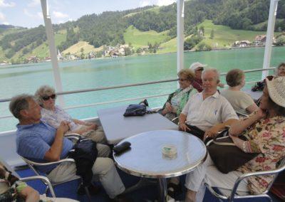 SeniorInnen-Reise 2014 nach Morgarten 08