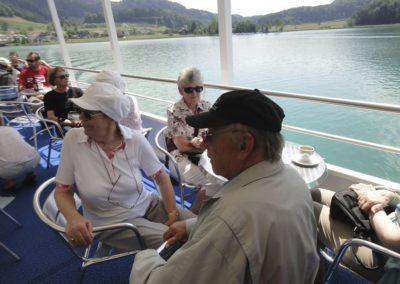 SeniorInnen-Reise 2014 nach Morgarten 09