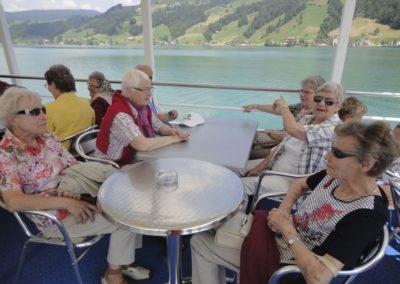 SeniorInnen-Reise 2014 nach Morgarten 11
