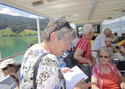 SeniorInnen-Reise 2014 nach Morgarten 14