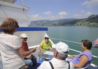 SeniorInnen-Reise 2014 nach Morgarten 16
