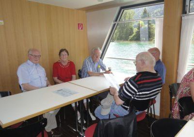 SeniorInnen-Reise 2014 nach Morgarten 19