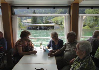 SeniorInnen-Reise 2014 nach Morgarten 20